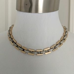 Banana Republic everyday luxe link necklace NWT